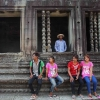 Los Visitantes de Angkor Wat IV