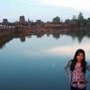 Visitantes Angkor Wat y VI
